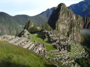 k-Machu Picchu